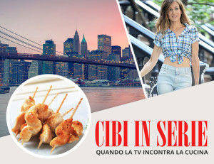 Sex and the City... and the ricette