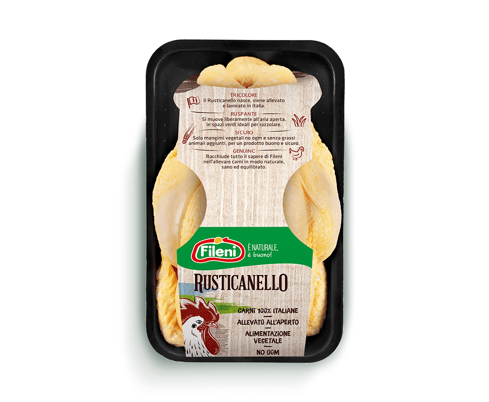 Go to Free-range farm chicken Fileni